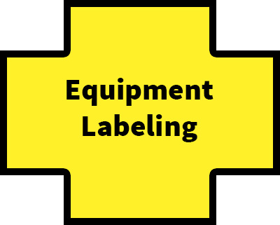 Arc Flash Equipment Labeling - Indiana, Michigan and Ohio - labels