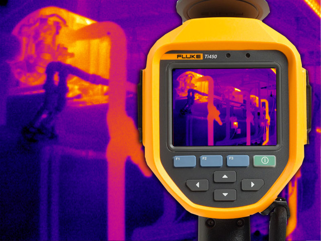 Infrared Thermography Midland MI - NETA Compliant Solutions  - thermal